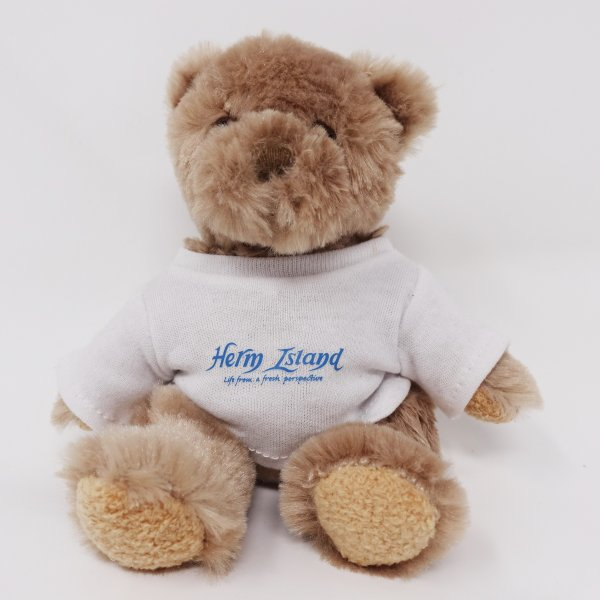 Small Herm Bear white