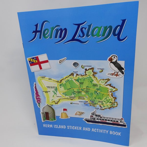 Herm Activity Sticker Book